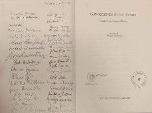 Festschrift for Gaetano Kanizsa edited by Walter Gerbino (1985)