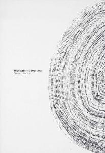 """Prima pubblicazione delle principali opere artistiche di Kanizsa: """"Moltitudine d'Impronte"""" (2002)"""